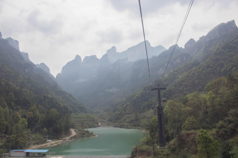 Zhangjiajie, Nanjing & Shanghai